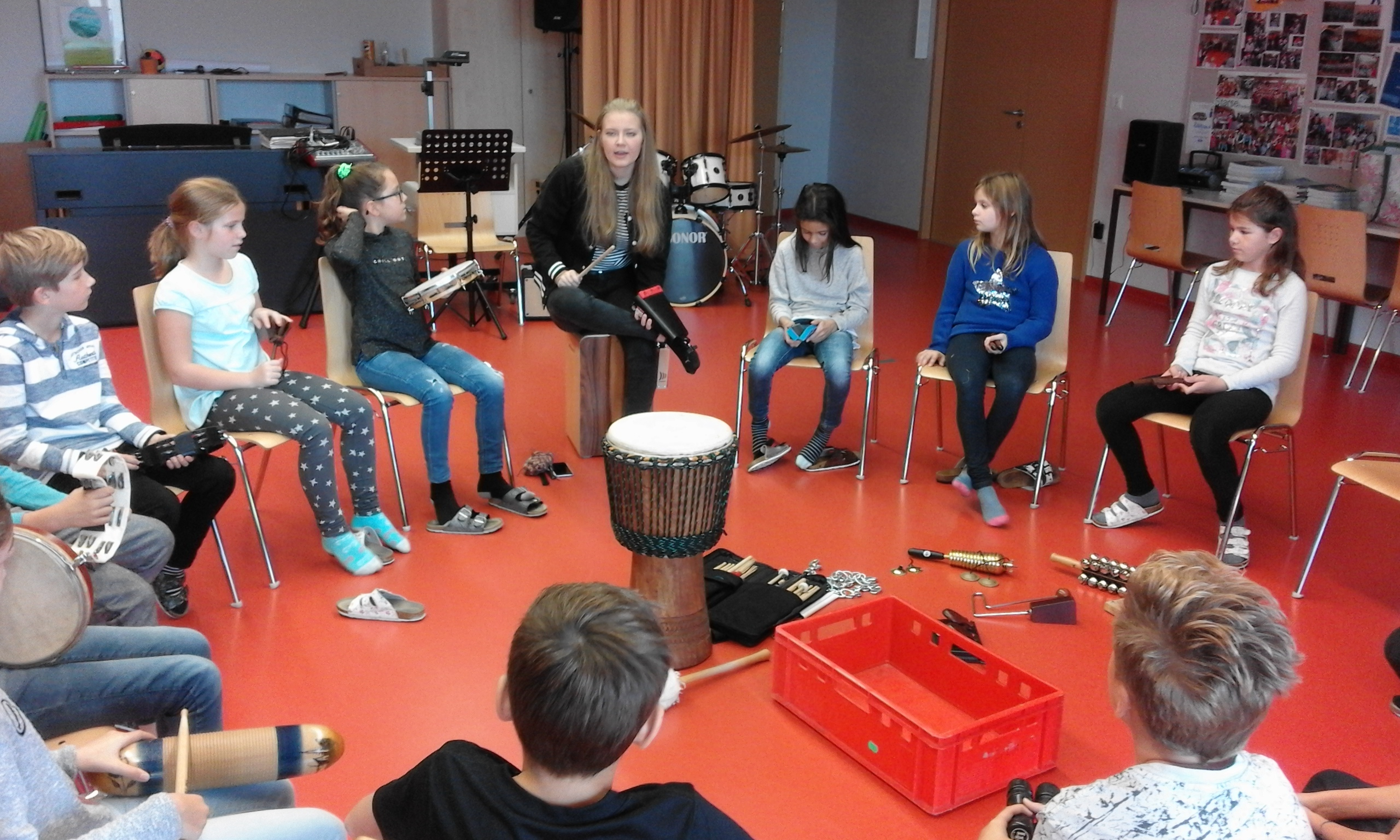 Percussion Worship